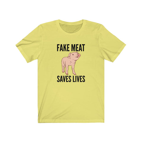 Image of FAKE MEAT Unisex Tee