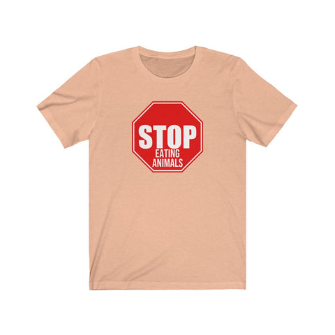 Image of STOP Eating Animals- Unisex
