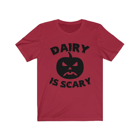 Image of DAIRY IS SCARY Unisex Tee