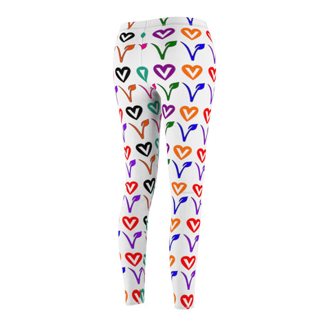 Image of Vegan Symbol Leggings