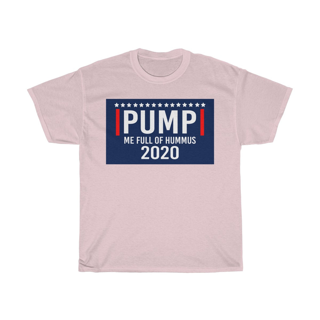 PUMP me full of hummus: Unisex