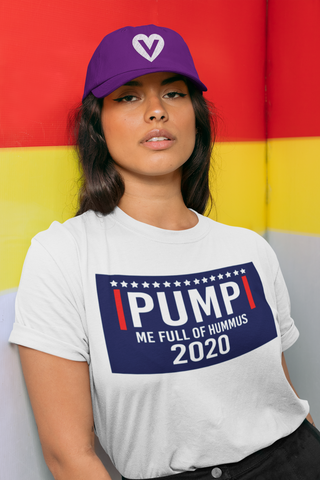 Image of PUMP me full of hummus: Unisex