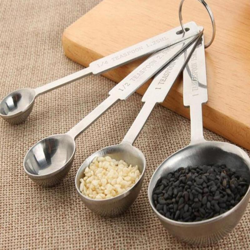 Metal Scoop Measuring Spoon