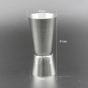 Double Sided Cocktail  Measuring Cup