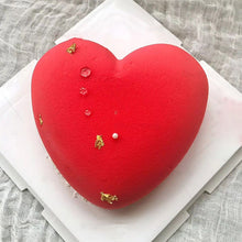 Load image into Gallery viewer, Silicone Heart Shape Mold Baking