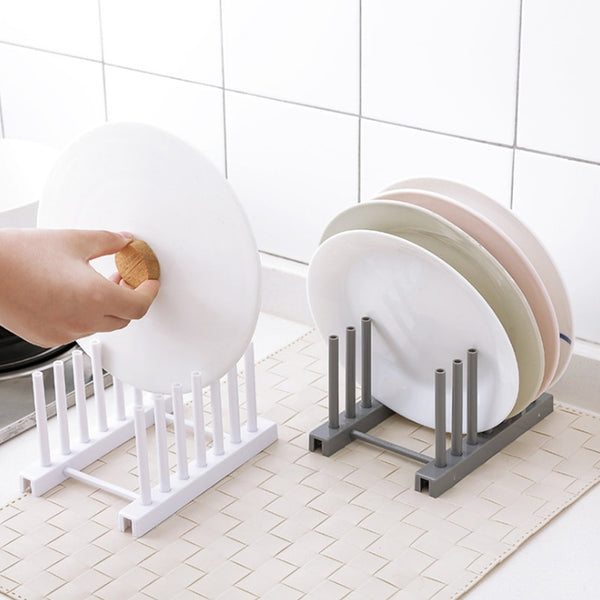 Kitchen Organizer Pot Lid Rack