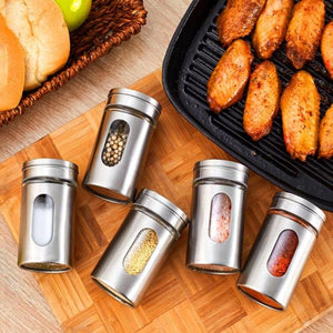 Mini Spice Shaker Bottle