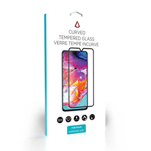Tempered Glass Screen Protector For Samsung A70