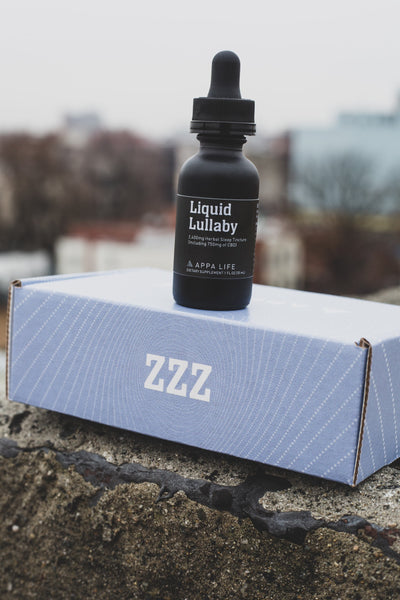 Liquid Lullaby Sleep Tincture