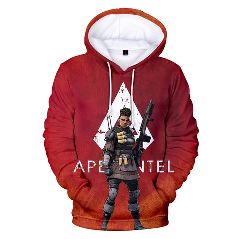 Apex Legends Hoodie 3D Print Sweatshirt