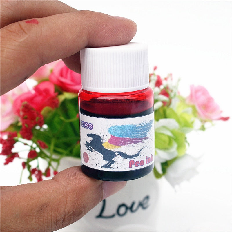Fountain Pen Ink - 15ml Bottled Ink