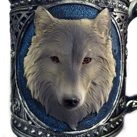 Limited Edition Wolf King Mug
