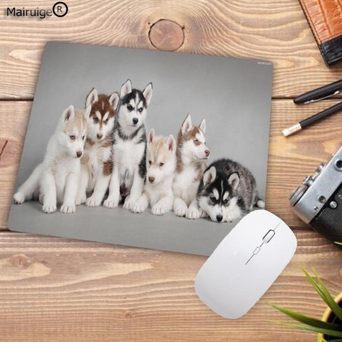 Cute Dog Office Mouse Pad