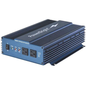 PowerBright APS1000-12 - 1000 Watt 12v DC to 110v AC Pure Sine Power Inverter Kit  main image