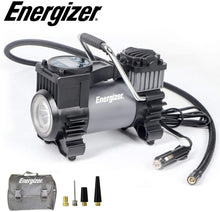Load image into Gallery viewer, edc12035-energizer-portable-air-compressor-tire-inflator-120-max-psi-lcd-display-and-carrying-case