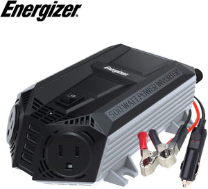 Energizer 500 Watt Power Inverter 12V main image