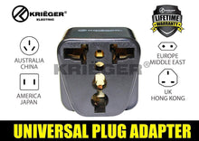 Load image into Gallery viewer, Krieger KR-IND4 image of universal plug adapter