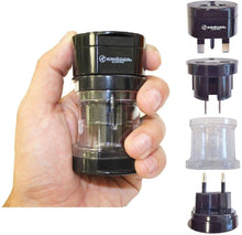 Load image into Gallery viewer, KRIGER Small Size Worldwide International Travel Plug Adapter Kit main image