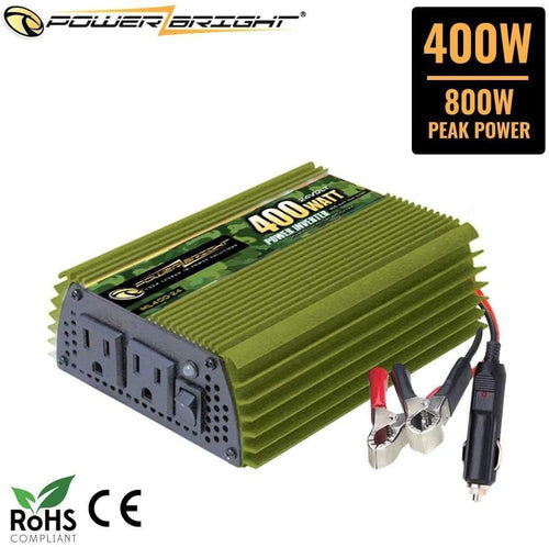 ML400 Power Bright 400 Watt 24V Power Inverter main image