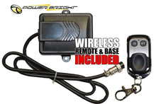 Load image into Gallery viewer, PowerBright PW1100-12 - 1100 Watt 12V  image of wireless remote and base