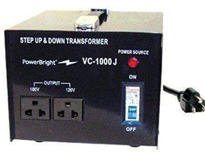 PowerBright VC1000J - 1000 Watt product image
