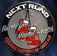 Battle For Mental Health Challenge Coin