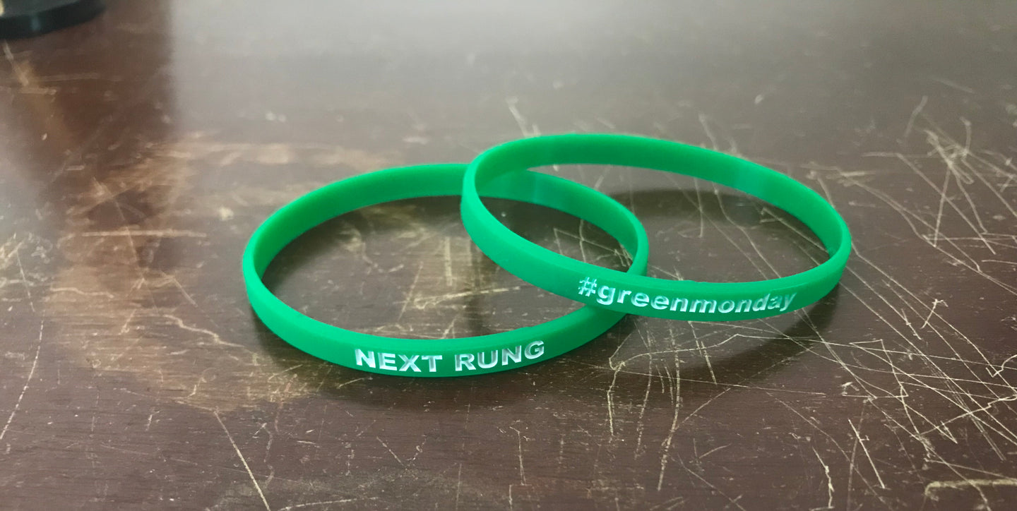 NR Awareness Silicone Bracelets