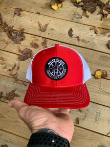 NR Red Patch Hat