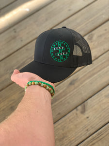 Stars and Ladder SnapBack