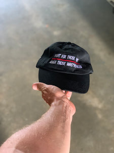 "The ""FIGHT"" Hat"