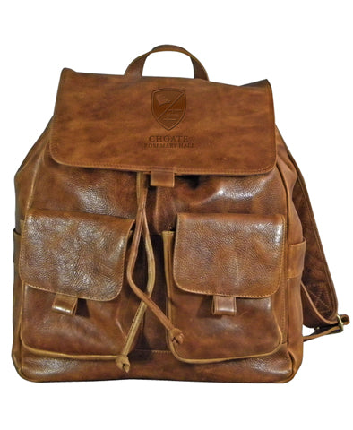 Westbridge Collection Leather Rucksack