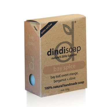 bay spice boxed bar soap 110g #1002 (rrp$7) x 3pk