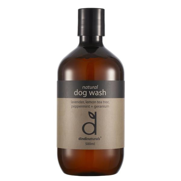 natural dog wash 500ml #3400 (rrp $18) x 3pk