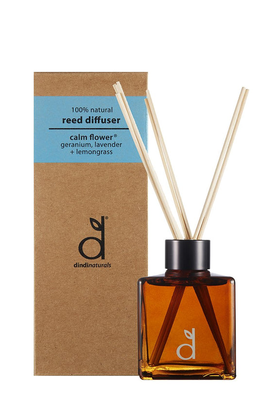 reed diffuser calm flower #4215 (rrp$50)