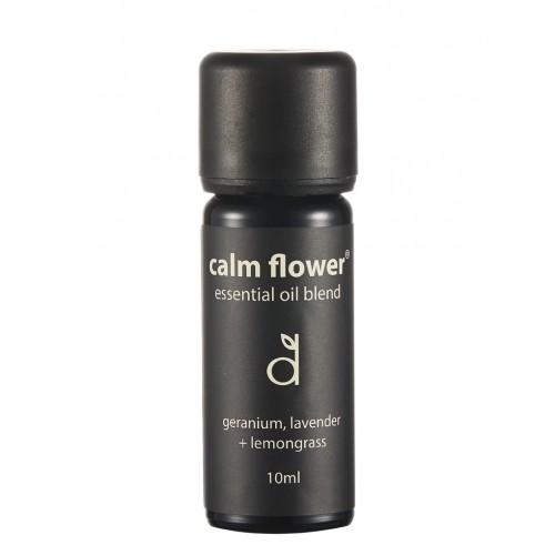 pure essential oil blend calm flower
