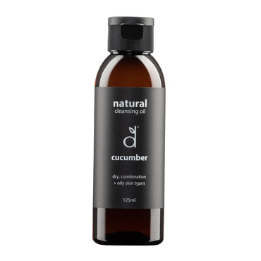 cucumber cleansing oil 125ml #3800 (rrp$28)