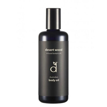 body oil desert wood 100ml #3132  (rrp$60)