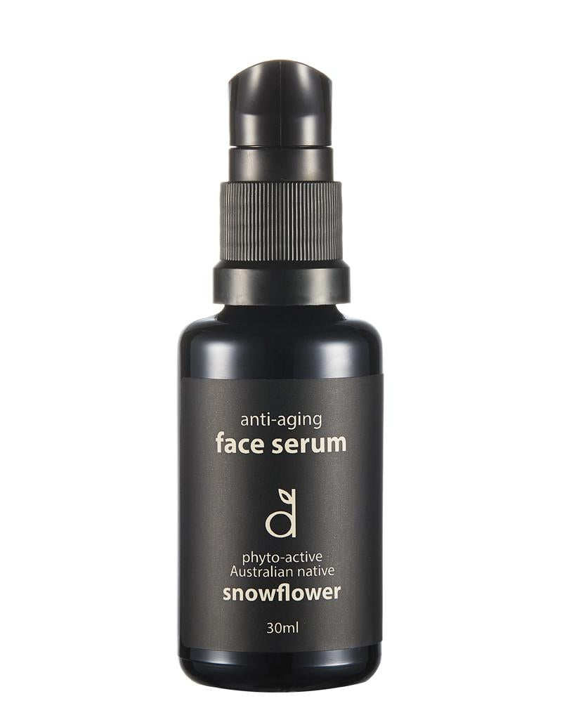 snowflower face serum anti-aging 30ml #3116 (rrp$60)