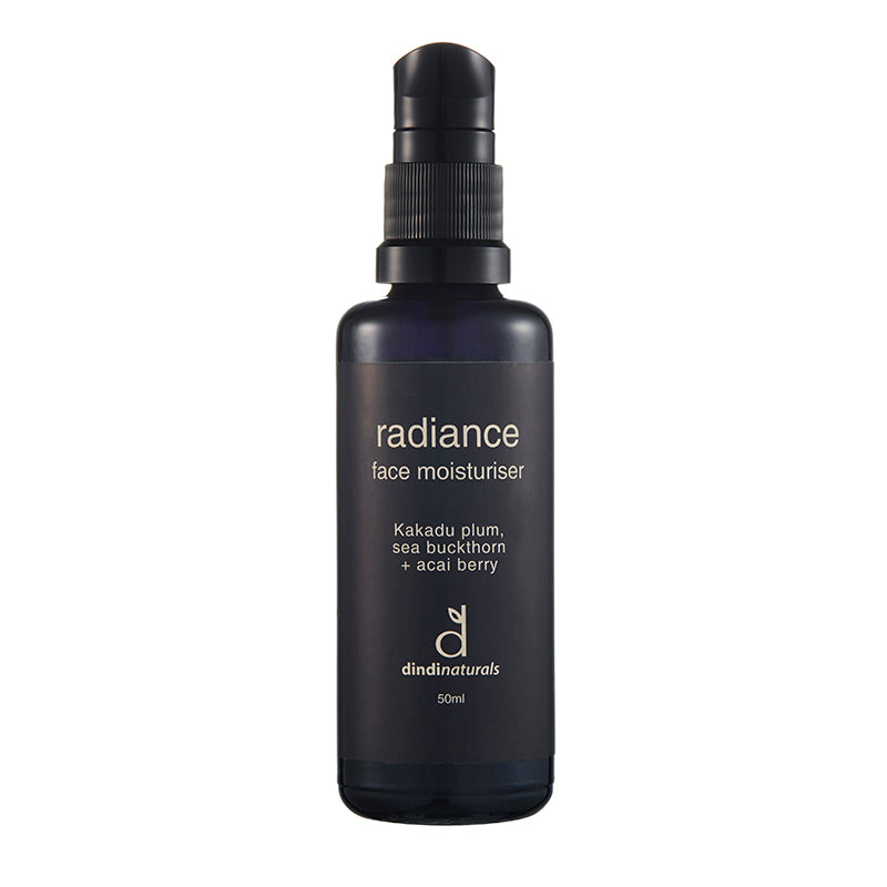 radiance face moisturiser 50ml #3802 (rrp$35)