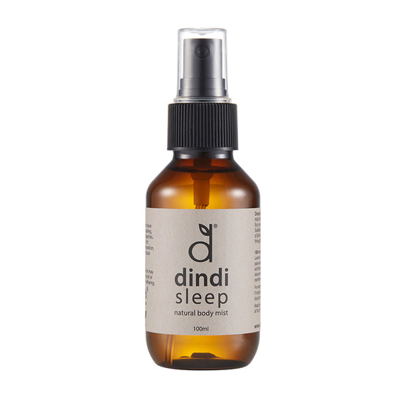 dindi sleep body mist 100ml #4107 (rrp $24)