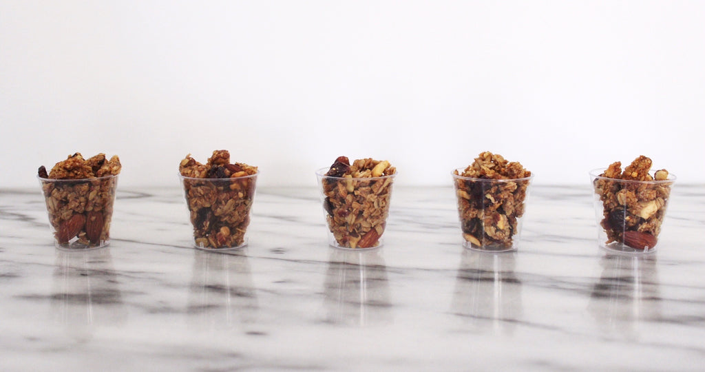 Heavenly Granola homemade from gourmet ingredients