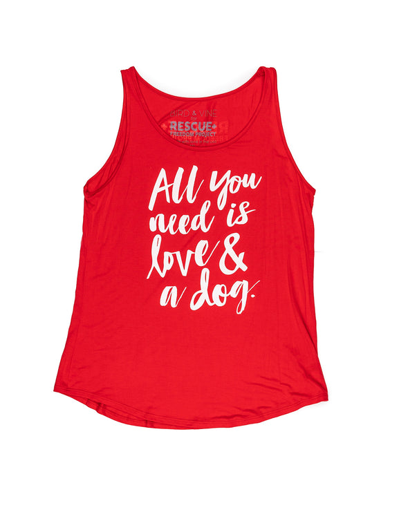 Women's | RFP All You Need | Luxe Fashion Tank
