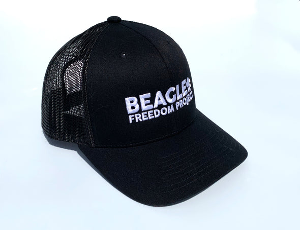 Beagle Freedom Project Trucker Hat