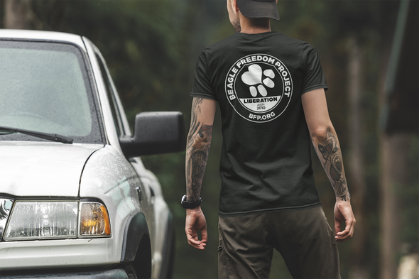 Luxe Beagle Freedom Project Signature Tee