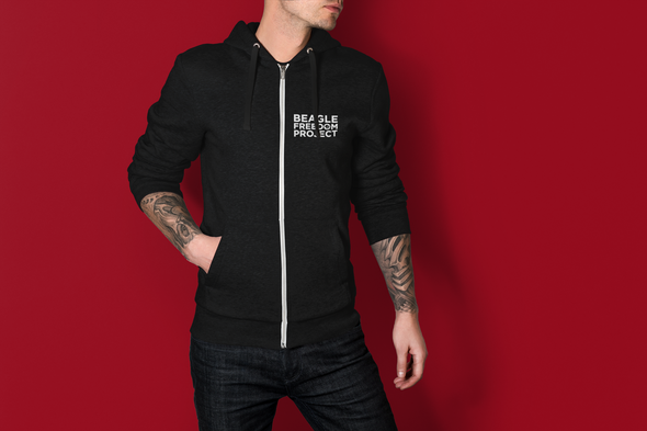 BFP Liberation Fleece Zip Hoodie