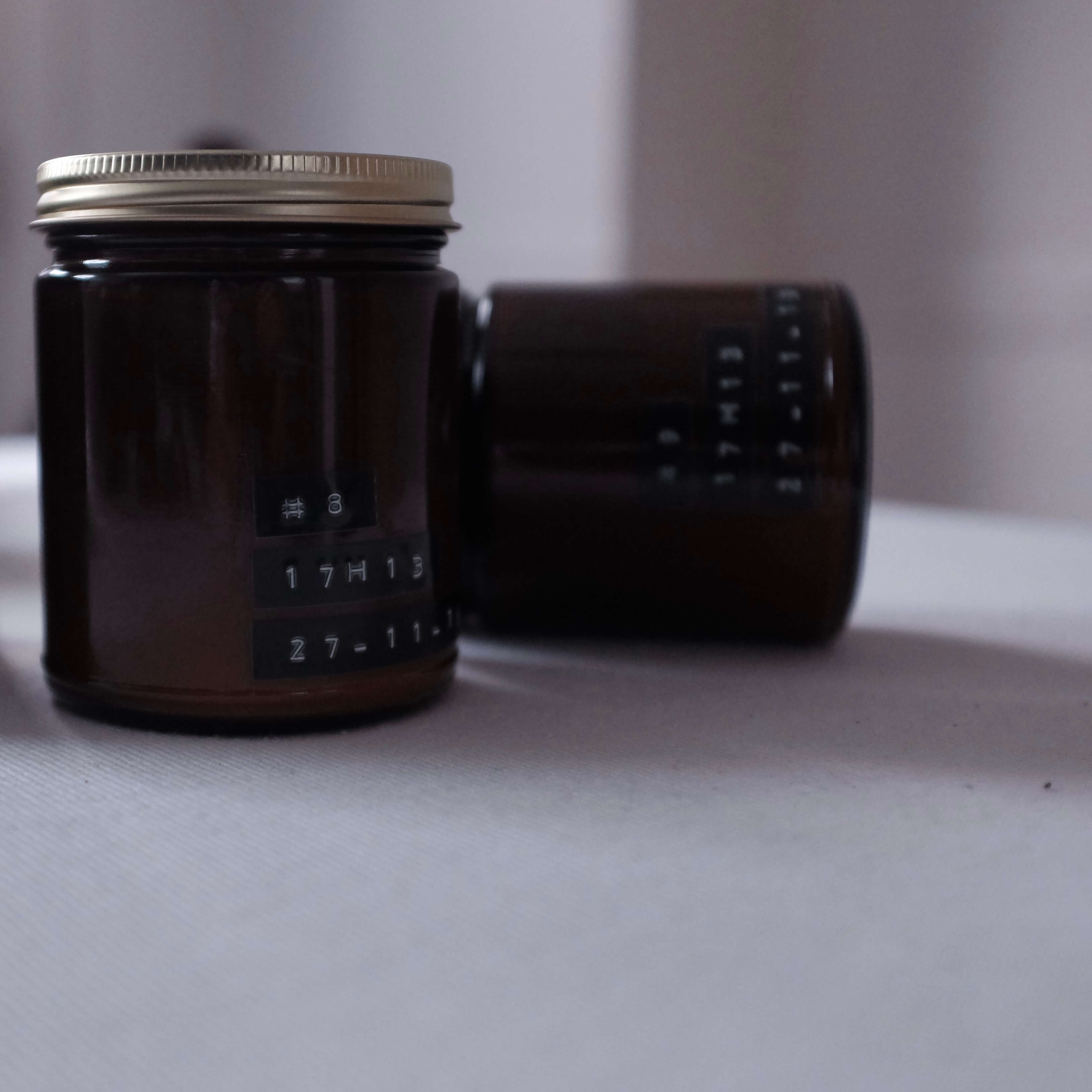 Soy Candle - L'automne