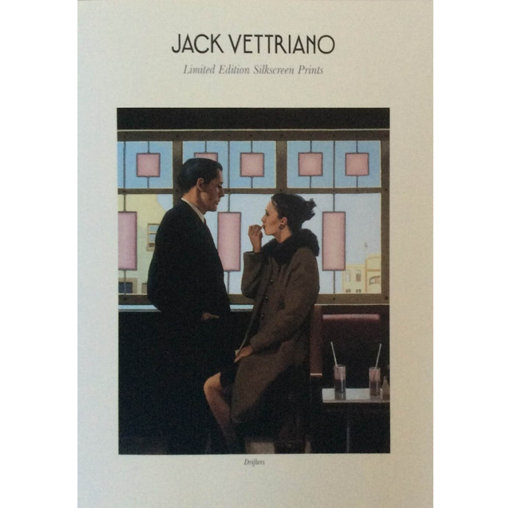 Jack Vettriano 2004 Limited Edition Prints