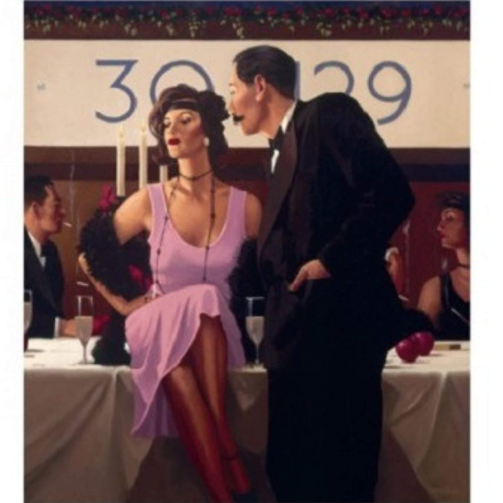 301.129 Jack Vettriano Bluebird Collection