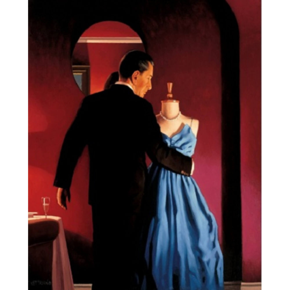 Altar of Memory Limited Edition Print Jack Vettriano