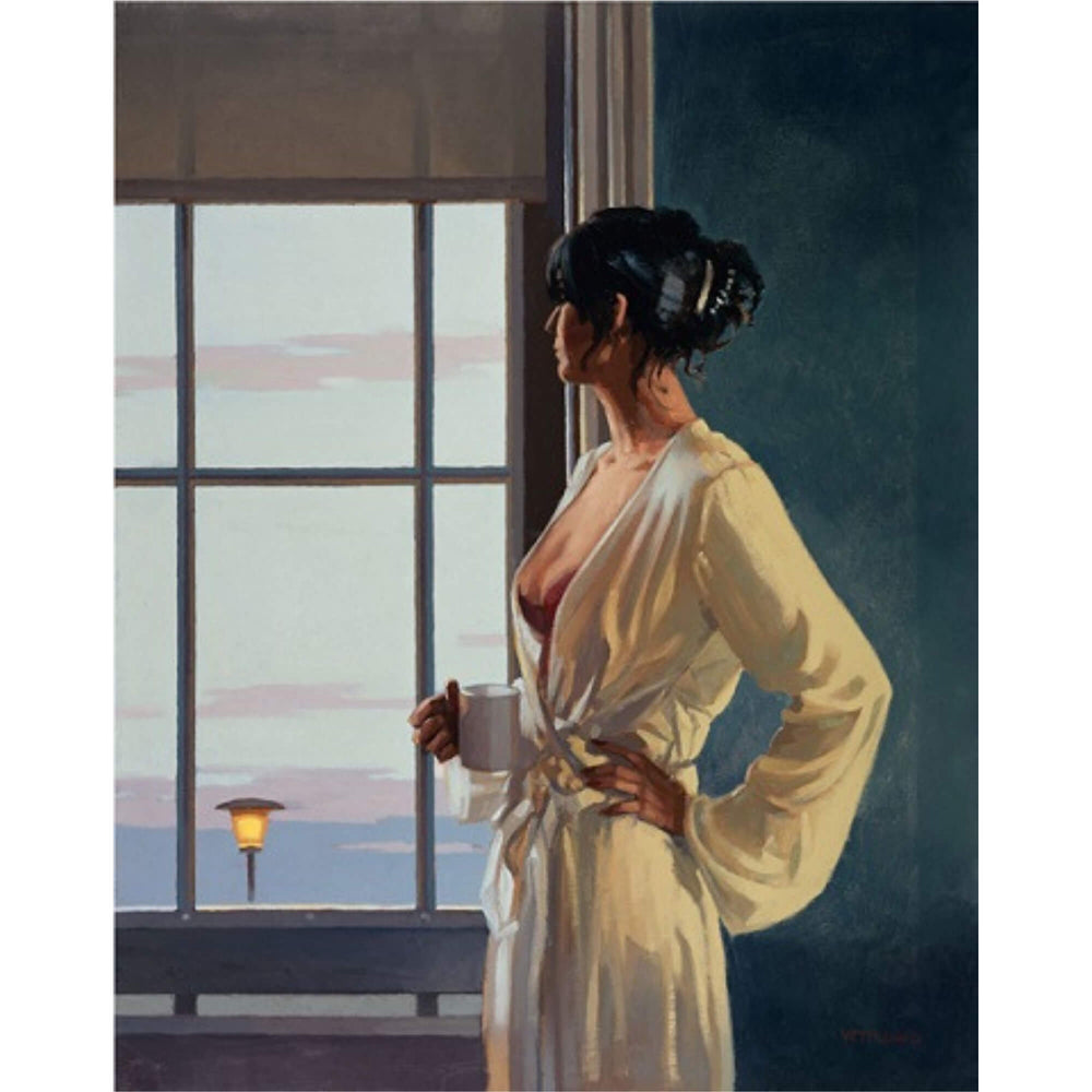 Baby Bye Bye The Contemplation Series Jack Vettriano